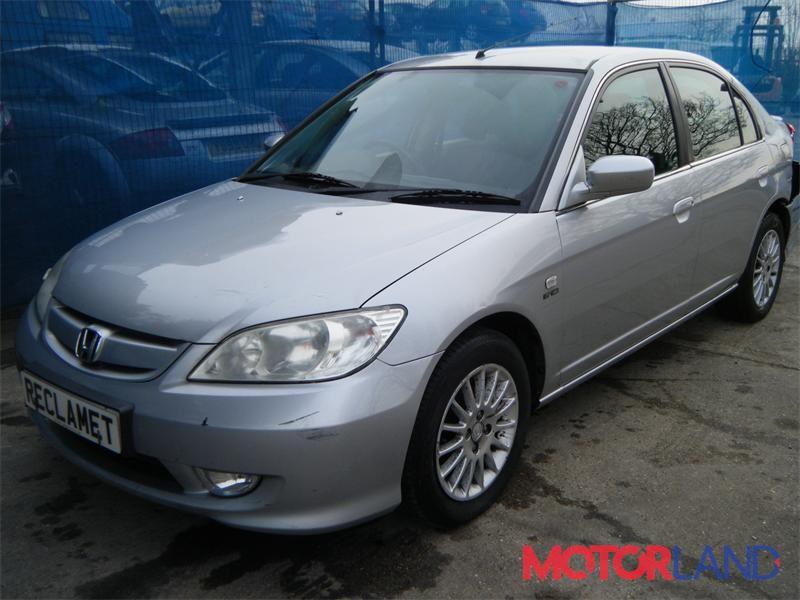 Honda Civic 2001-2005 1.3 литра Бензин Инжектор, разборочный номер T2028 #1