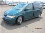 Honda Odyssey 1998-2004 3.5 литра Бензин Инжектор, разборочный номер 14113 #2