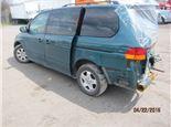 Honda Odyssey 1998-2004 3.5 литра Бензин Инжектор, разборочный номер 14113 #5