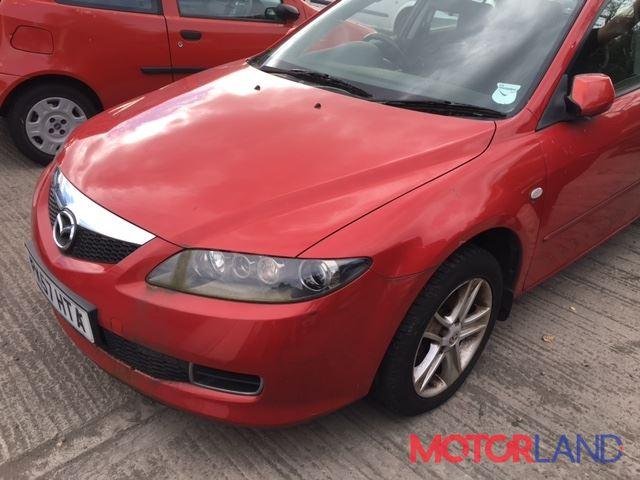 Mazda 6 (GG) 2002-2008 2 литра Дизель Турбо, разборочный номер T6619 #1