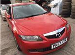 Mazda 6 (GG) 2002-2008 2 литра Дизель Турбо, разборочный номер T6619 #2