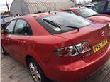 Mazda 6 (GG) 2002-2008 2 литра Дизель Турбо, разборочный номер T6619 #3