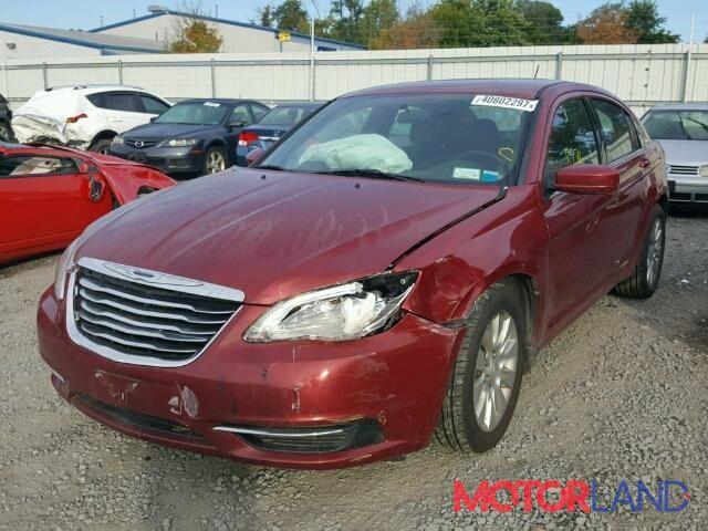 Chrysler 200 2010-2014, разборочный номер 14962 #1
