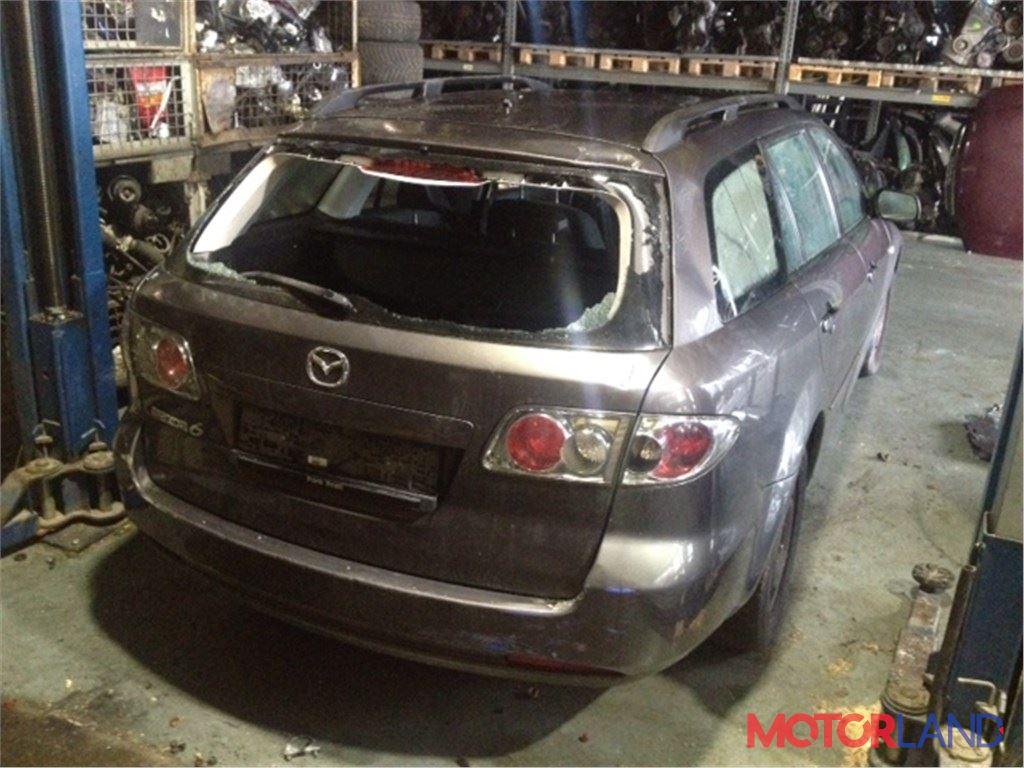 Mazda 6 (GG) 2002-2008 2 литра Дизель Турбо, разборочный номер 67094 #1