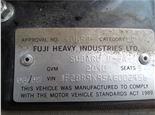 Subaru Legacy Outback (B14) 2009-, разборочный номер J2595 #6