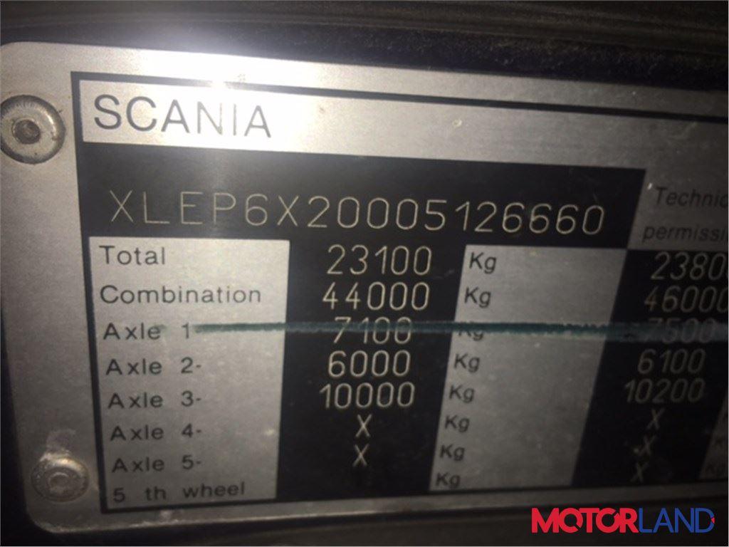 Scania 5-Serie 2003-2018, разборочный номер T7291 #5
