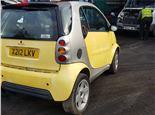 Smart Coupe, разборочный номер 97390 #3