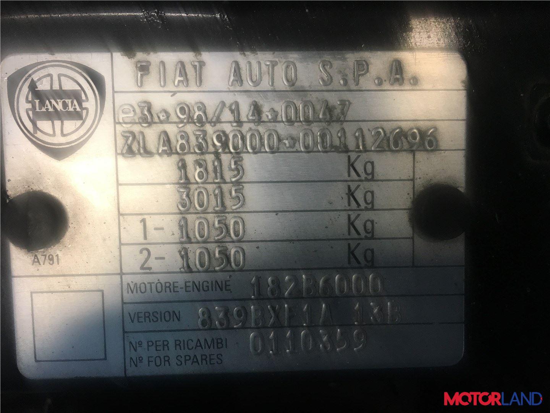 Lancia Lybra, разборочный номер 55104 #1