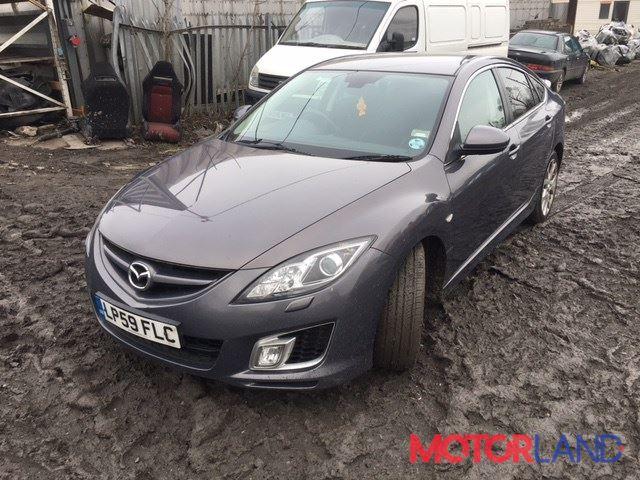 Mazda 6 (GH) 2007-2012 2.2 литра Дизель Турбо, разборочный номер T7708 #1