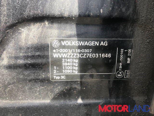 Volkswagen Passat 6 2005-2010, разборочный номер V2042 #5