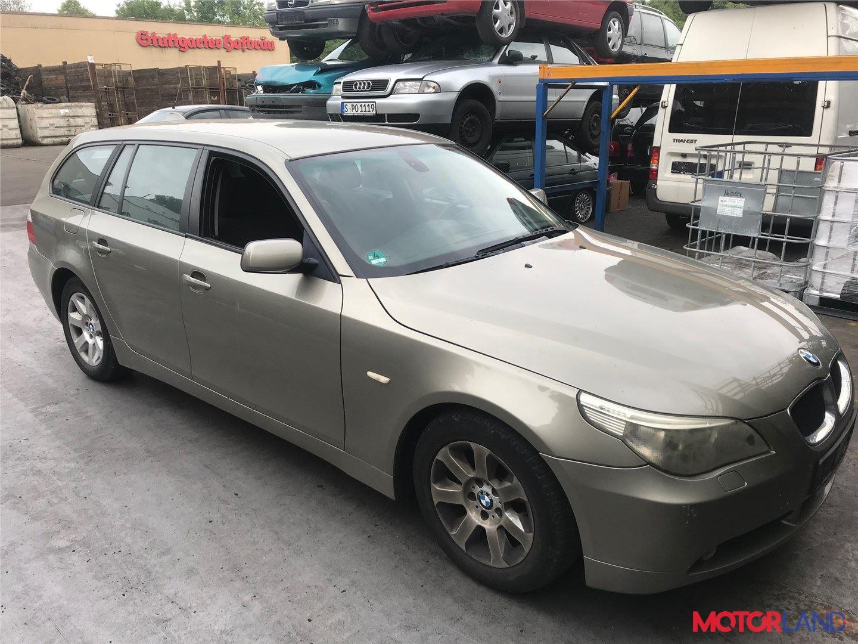 BMW 5 E60 2003-2009 2.5 литра Дизель Турбо, разборочный номер 67357 #1