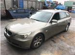 BMW 5 E60 2003-2009 2.5 литра Дизель Турбо, разборочный номер 67357 #2