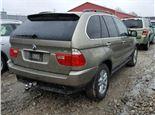 BMW X5 E53 2000-2007 4.4 литра Бензин Инжектор, разборочный номер K374 #7