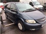 Chrysler Voyager 2001-2007 2.5 литра Дизель СRD, разборочный номер T11759 #2