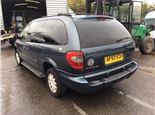 Chrysler Voyager 2001-2007 2.5 литра Дизель СRD, разборочный номер T11759 #3