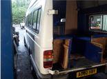 LDV (DAF) Convoy, разборочный номер 97546 #3