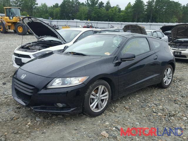 Honda CR-Z, разборочный номер 15268 #1