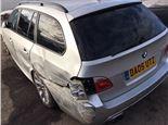 BMW 5 E60 2003-2009 3 литра Дизель TDI, разборочный номер T9335 #3