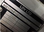 LDV (DAF) Convoy, разборочный номер T9404 #5