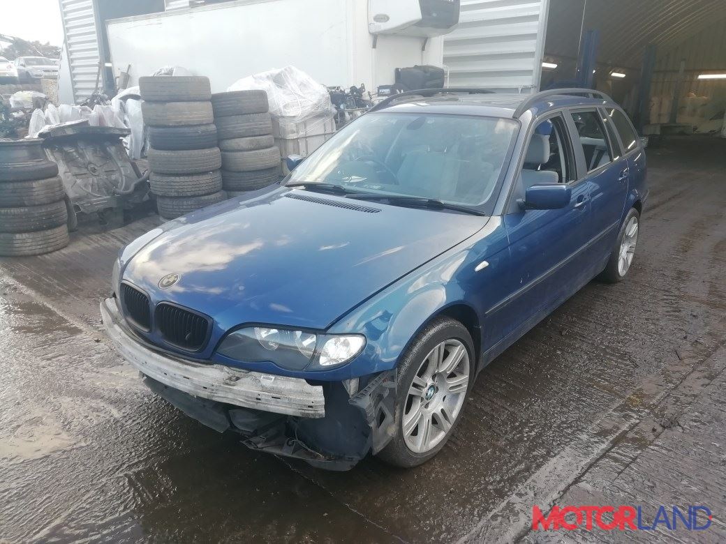 BMW 3 E46 1998-2005, разборочный номер T9692 #1