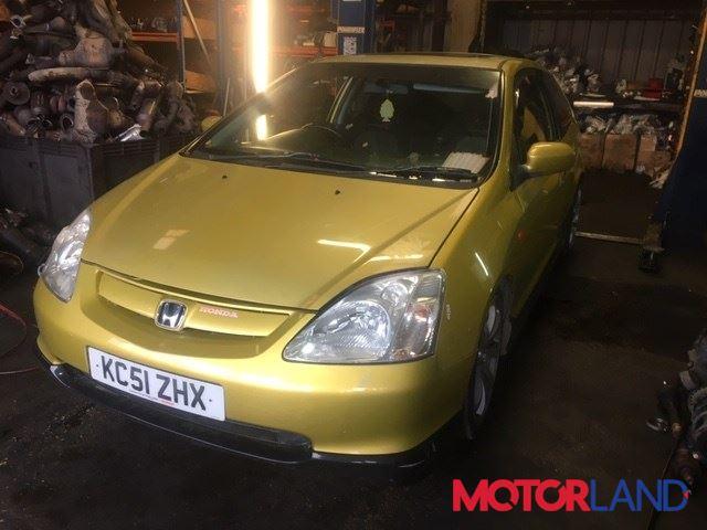 Honda Civic 2001-2005 1.6 литра Бензин Инжектор, разборочный номер 97640 #1