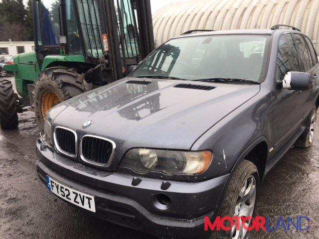 BMW X5 E53 2000-2007 3 литра Дизель Турбо, разборочный номер T10424 #1