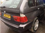 BMW X5 E53 2000-2007 3 литра Дизель Турбо, разборочный номер T10424 #4