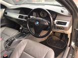 BMW 5 E60 2003-2009 2.5 литра Бензин Инжектор, разборочный номер T10540 #5