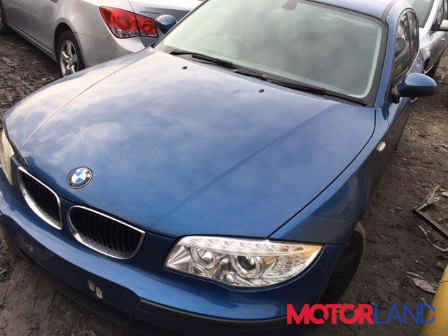 BMW 1 E87 2004-2011 2 литра Дизель TDI, разборочный номер T12307 #1