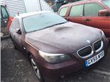 BMW 5 E60 2003-2009 2.5 литра Дизель Турбо, разборочный номер T10518 #2