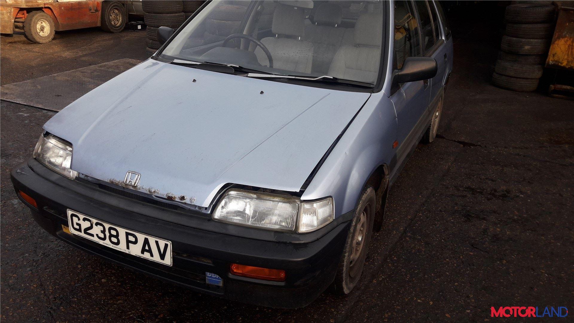Honda Civic 1988-1991, разборочный номер 97710 #1