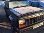 Jeep Cherokee 1990-2001, разборочный номер T10750 #2