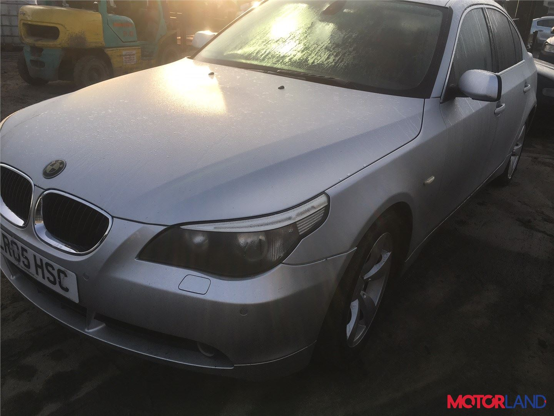 BMW 5 E60 2003-2009 2.5 литра Бензин Инжектор, разборочный номер T10631 #1