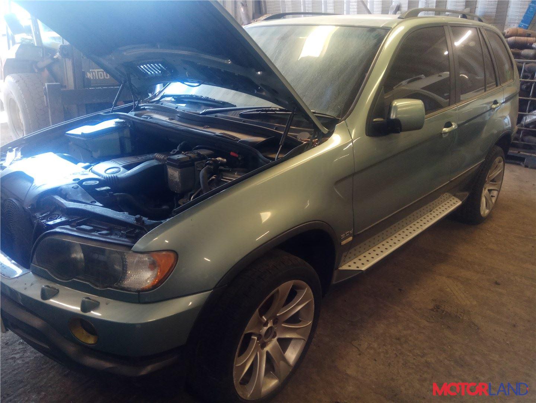 BMW X5 E53 2000-2007 3 литра Дизель Турбо, разборочный номер T11217 #1