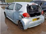 Toyota Aygo 1 литра Бензин Инжектор, разборочный номер T11704 #3