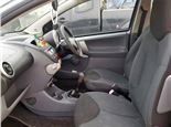 Toyota Aygo 1 литра Бензин Инжектор, разборочный номер T11704 #5