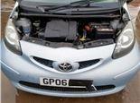 Toyota Aygo 1 литра Бензин Инжектор, разборочный номер T11704 #6
