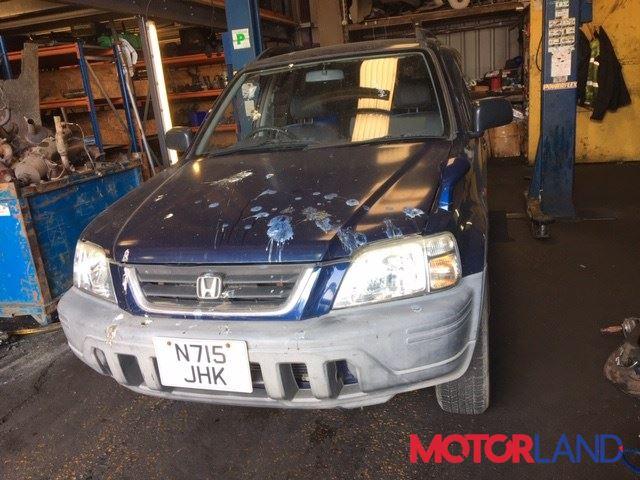 Honda CRV 1996-2002 2 литра Бензин Инжектор, разборочный номер 97780 #1