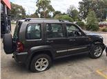 Jeep Liberty 2002-2006 2.8 литра Дизель СRD, разборочный номер J5159 #3