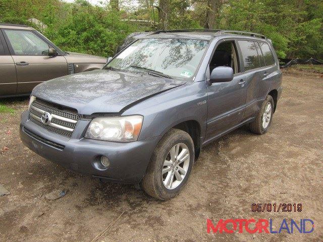 Toyota Highlander 1 2001-2007 3.3 литра Гибридный Особенности двигателя не указаны, разборочный номер 15344 #1