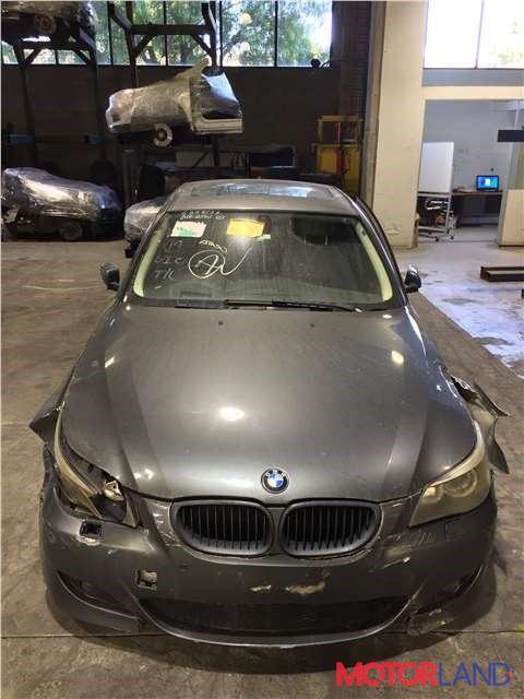 BMW 5 E60 2003-2009 2.5 литра Бензин Инжектор, разборочный номер J5261 #1