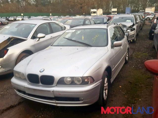 BMW 5 E39 1995-2003 2.2 литра Бензин Инжектор, разборочный номер T11778 #1