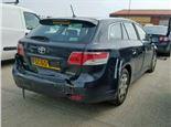Toyota Avensis 3 2009-2011 1.6 литра Бензин Инжектор, разборочный номер T11764 #4