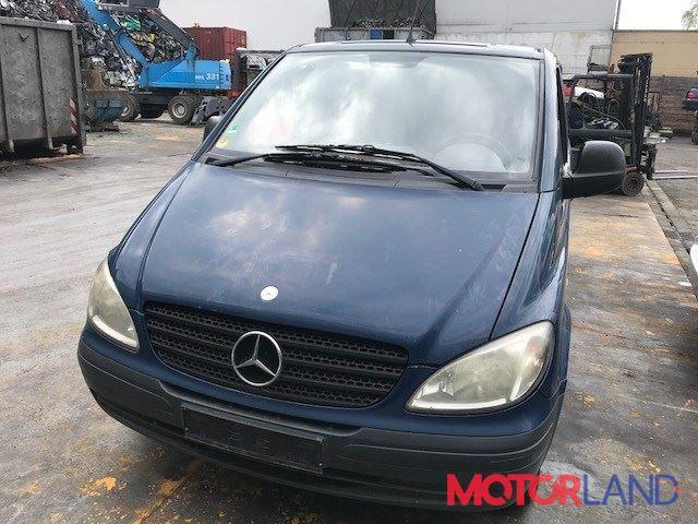 Mercedes Vito W639 2004-2013 2.1 литра Дизель CDI, разборочный номер 67881 #1