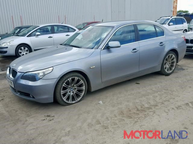 BMW 5 E60 2003-2009 2 литра Дизель TDI, разборочный номер T11923 #1