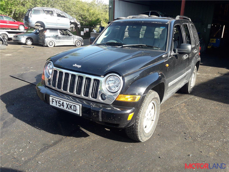Jeep Liberty 2002-2006 2.8 литра Дизель СRD, разборочный номер 97875 #1