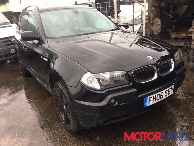 BMW X3 E83 2004-2010 2 литра Дизель Турбо, разборочный номер T12562 #1