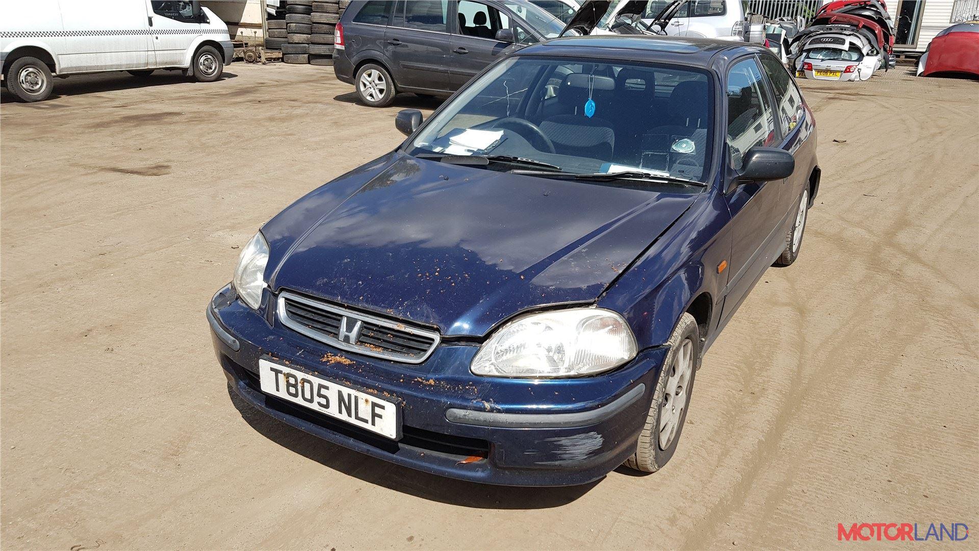 Honda Civic 1995-2001, разборочный номер T11918 #1
