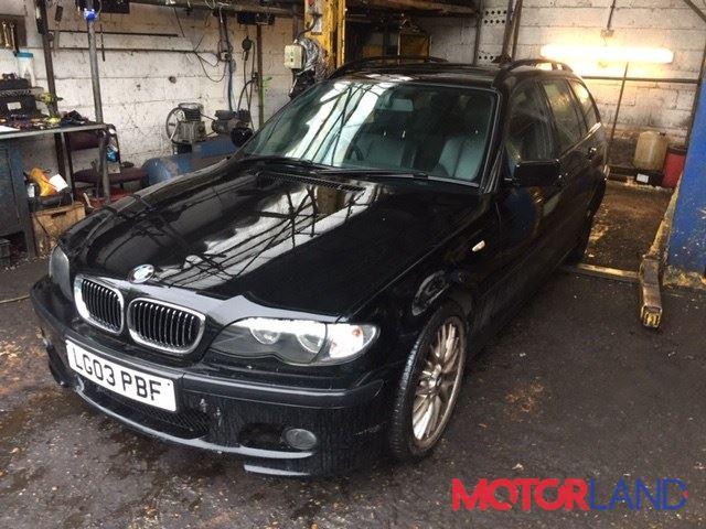 BMW 3 E46 1998-2005 2.5 литра Бензин Инжектор, разборочный номер 75786 #1