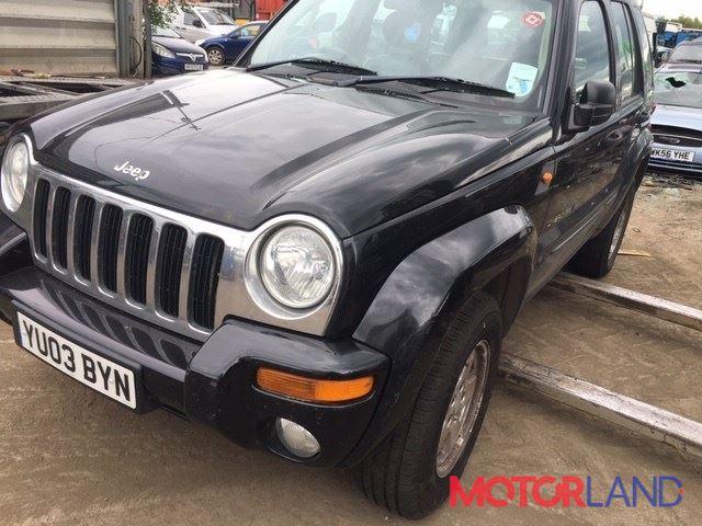 Jeep Liberty 2002-2006 2.5 литра Дизель Турбо, разборочный номер T15438 #1